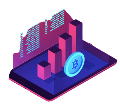 Blockchain Development Icon