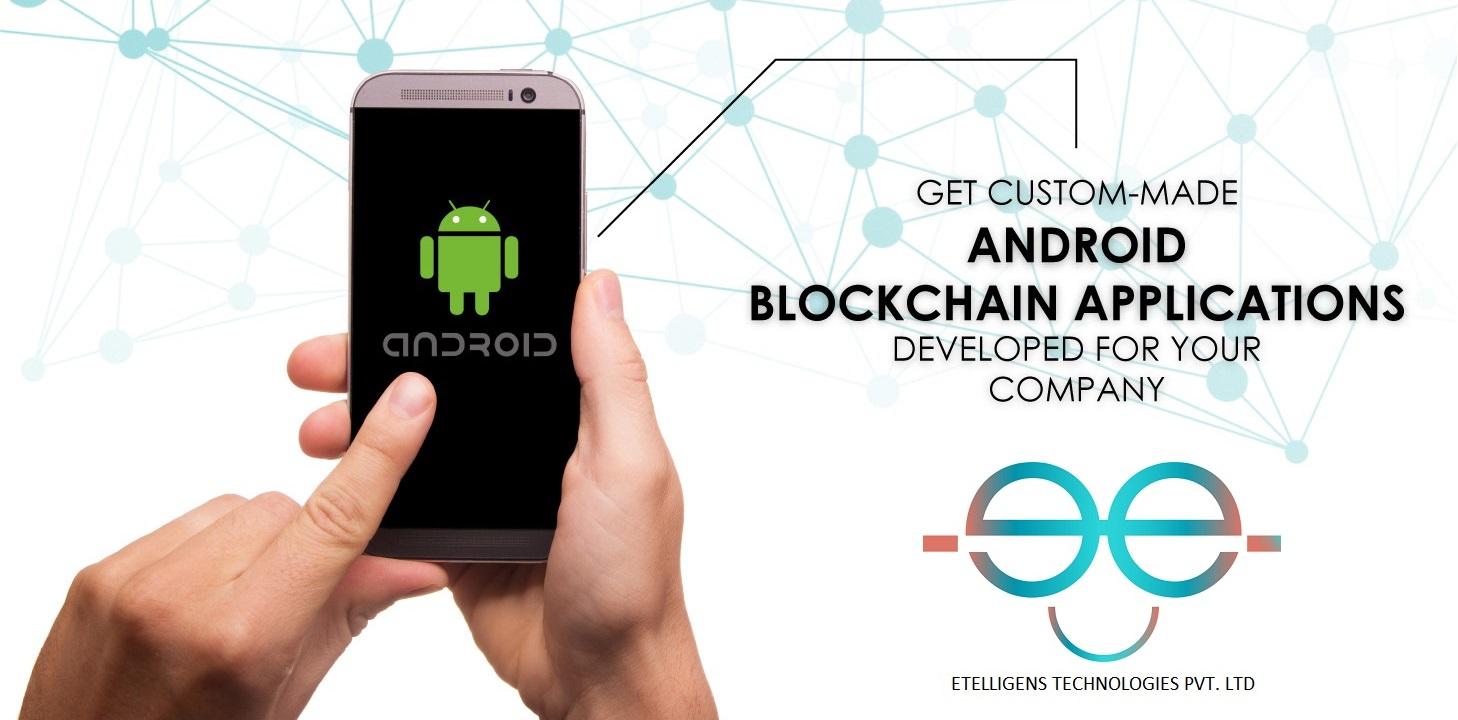 Blockchain android app Development