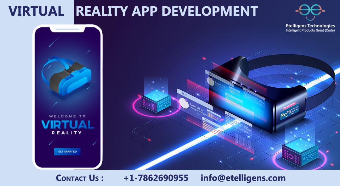 Virtual Reality app dev