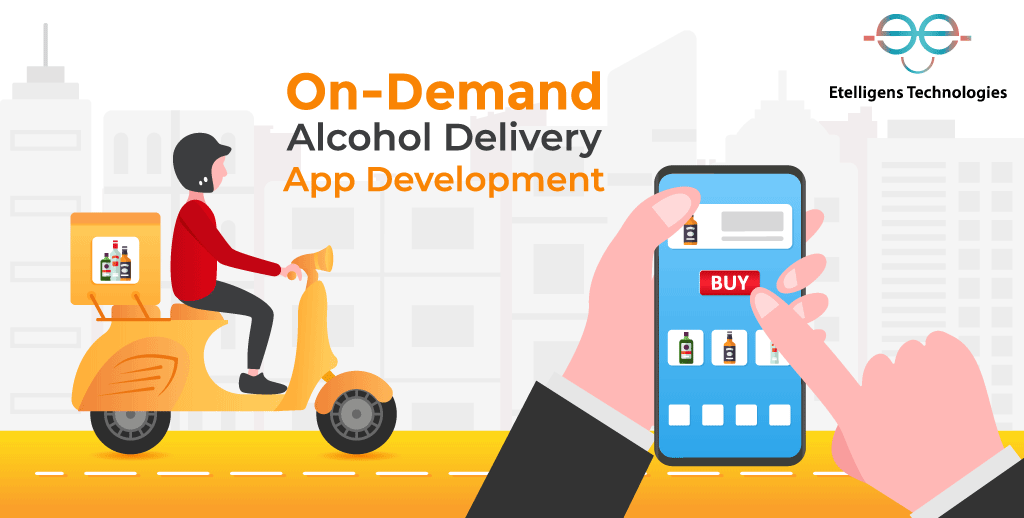 Alcohol Delivery App Development